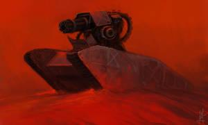 Mars Tank