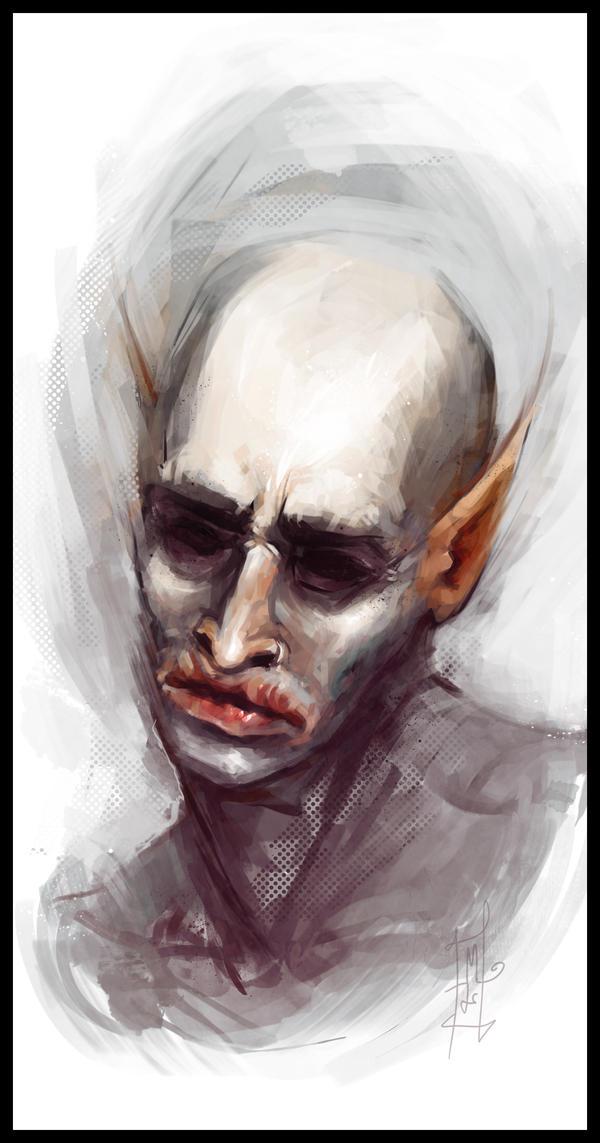 Vampire by Marcodalidingo