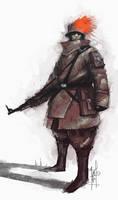 Autumn soldier