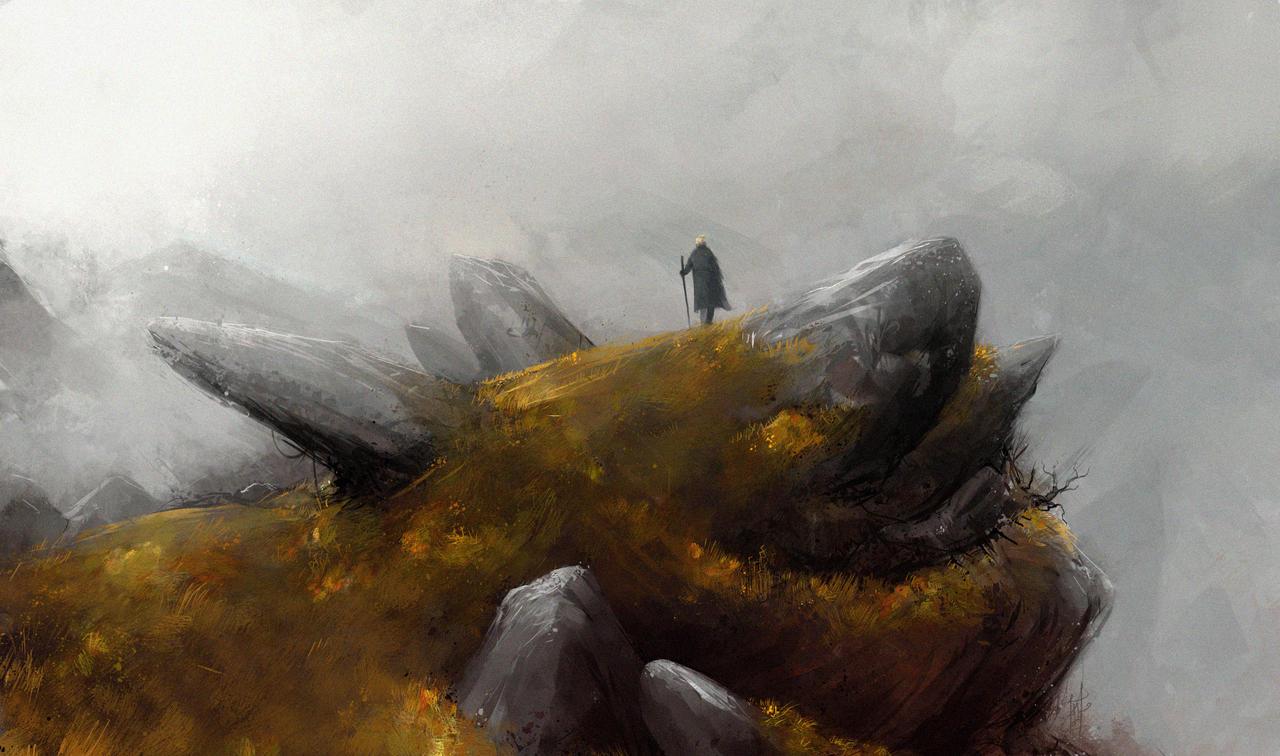 Wanderer by Marcodalidingo