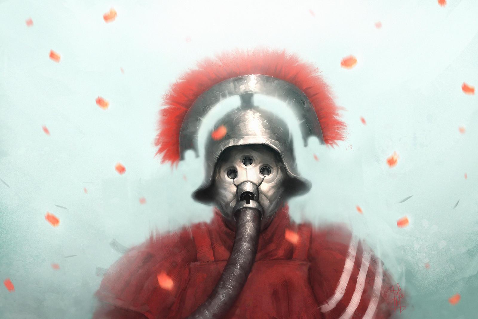 Hero Centurion by Marcodalidingo