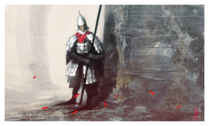 Guard Speedpaint by Marcodalidingo
