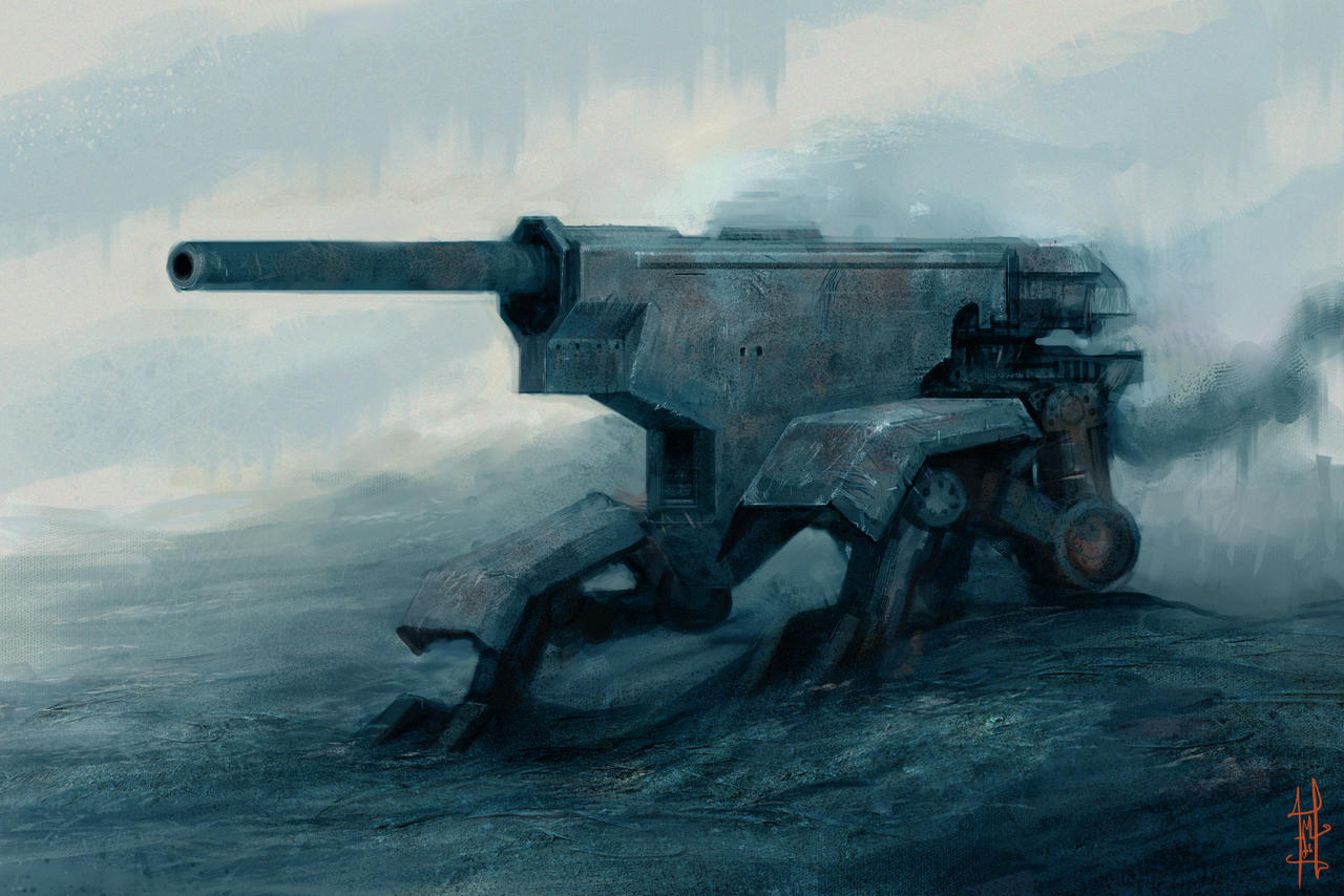 Tankhunter by Marcodalidingo