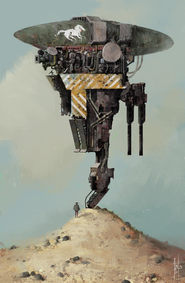 Unfashionable Blob by Marcodalidingo