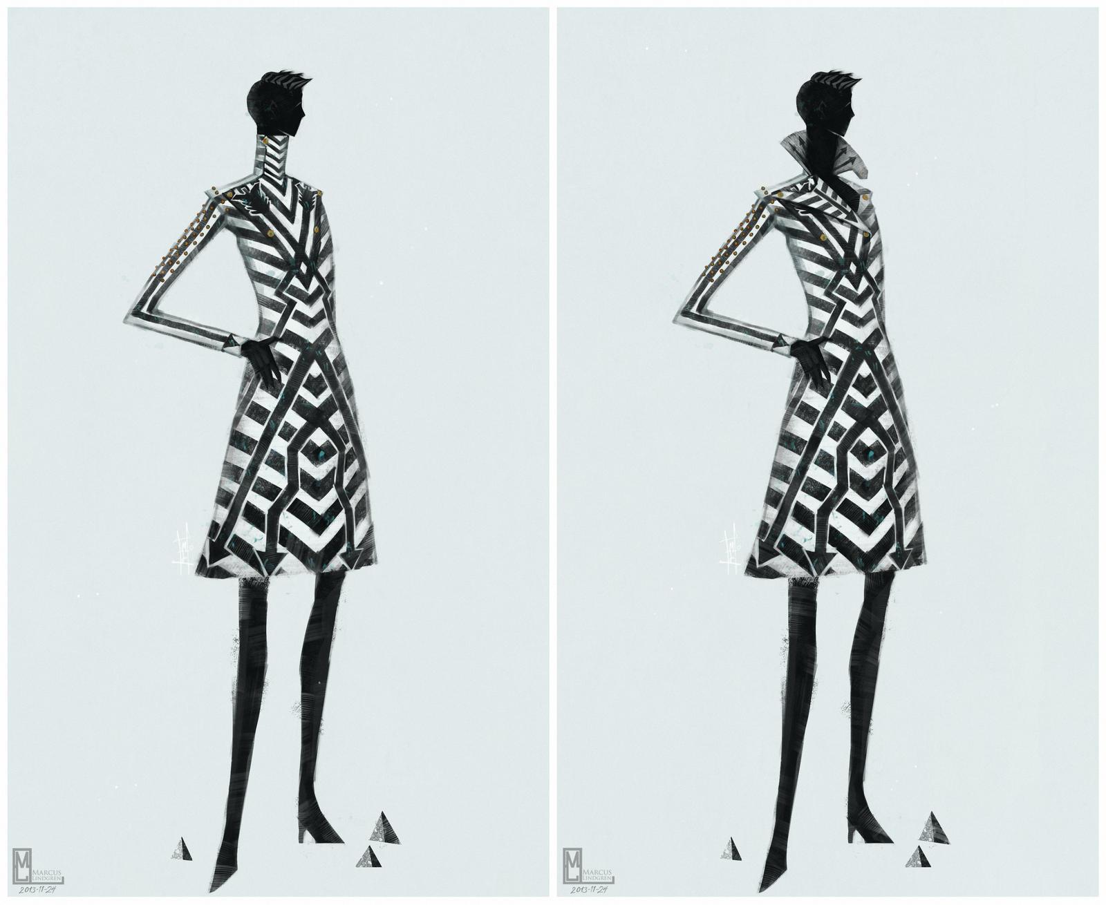 Dress Concept by Marcodalidingo