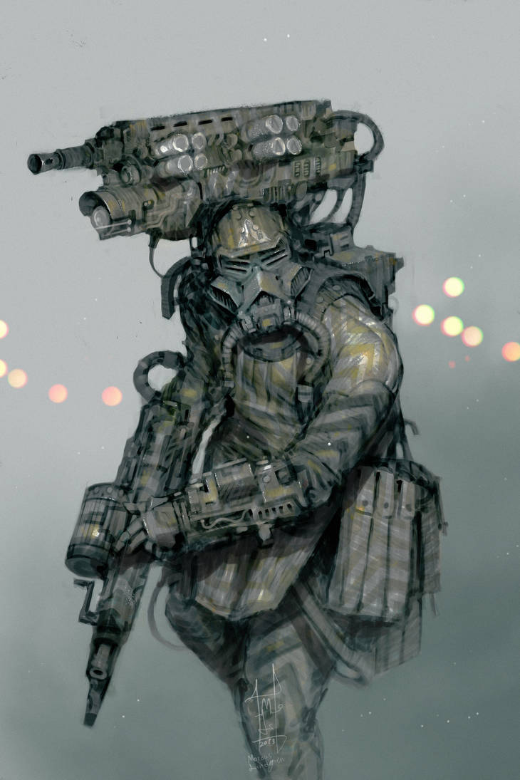 Perfected Commando