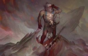 Barbarian by Marcodalidingo