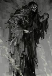 Wraith speedpaint