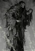 Wraith speedpaint by Marcodalidingo