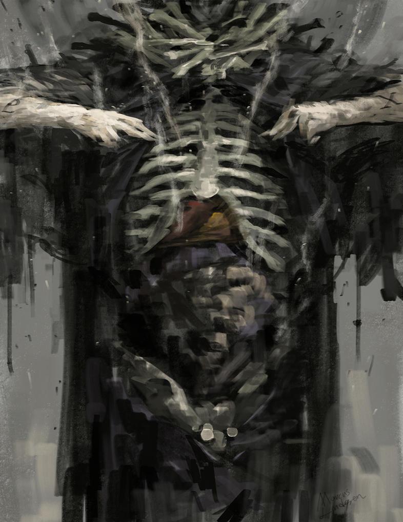Wraith speedpaint 2 by Marcodalidingo