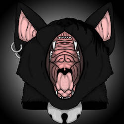 Gothie Cat Mouth by Gothie666