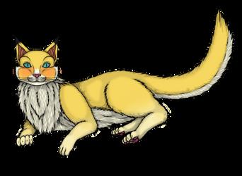 Kokille Kitty Kat by Gothie666