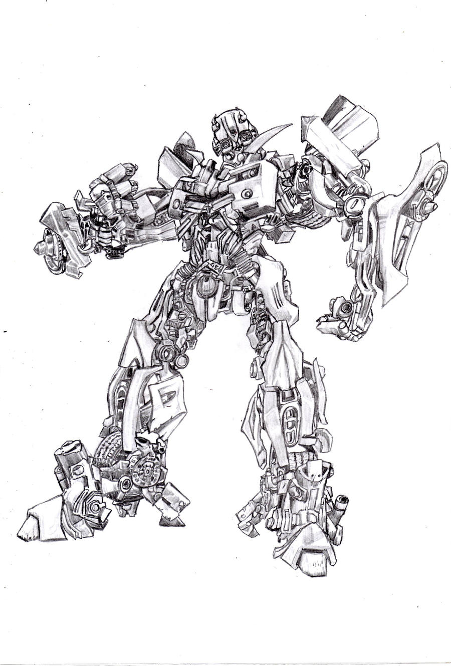 bumble bee transformer coloring page excellent coloring pages old