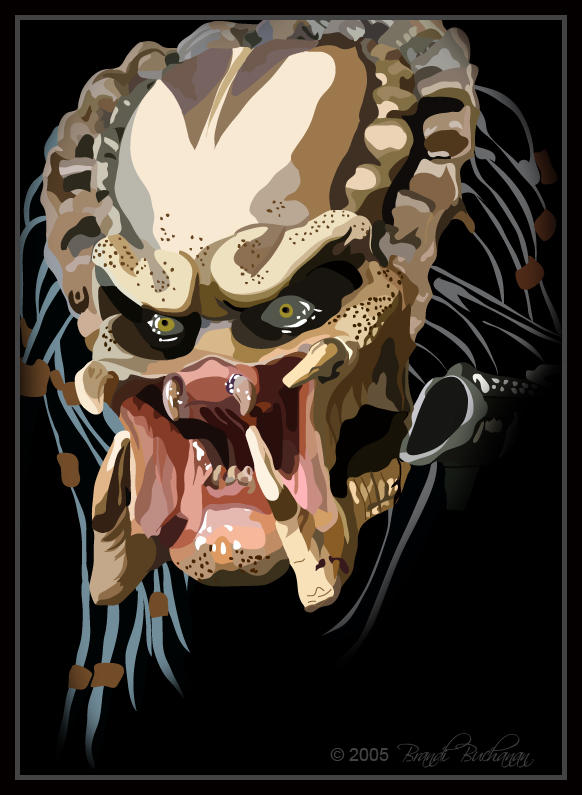 Predator by LadyDeathScythe