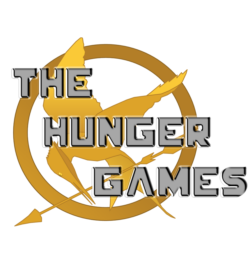 Texto Png The Hunger Games by Karlivery on DeviantArt