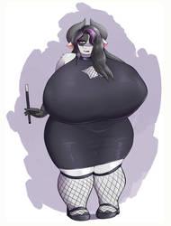 Goth moo