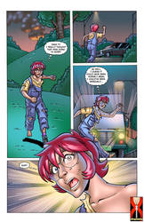 Page 05 - Cleavage Crusader - Expansion Fan Comic by expansion-fan-comics