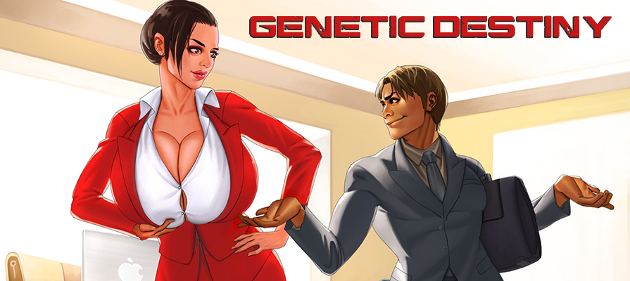 Genetic-Destiny 01-SD by expansion-fan-comics
