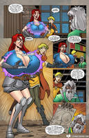 The Massive Mounds of Lady Morven MacVarish by expansion-fan-comics