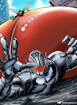 Avengers: Boobage of Ultron