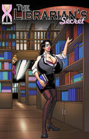 The Librarian's Secret - Boobs and Books by expansion-fan-comics