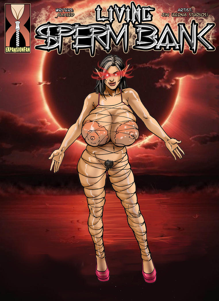 Sexy Succubus - Living Sperm Bank By Expansion-Fan-Comics -9112
