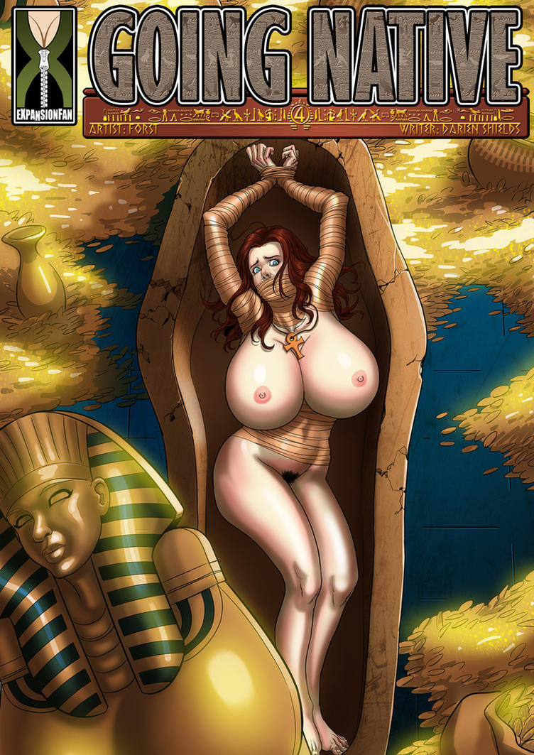 Going Native 4 - Expand Like an Egyptian by expansion-fan-comics