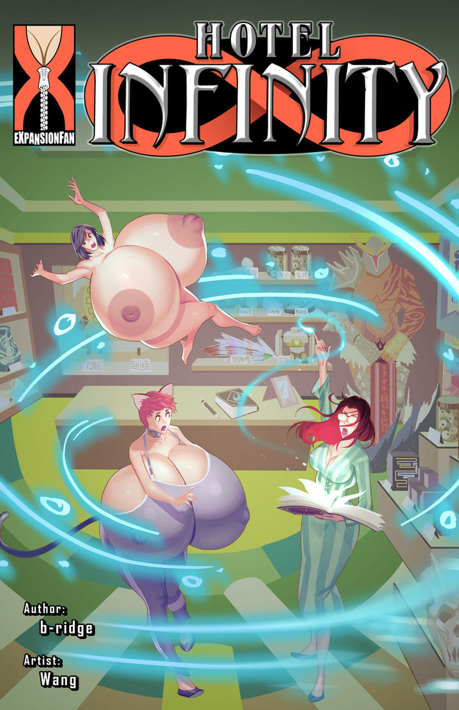 Hotel Infinity 2 - Lexie's Revenge by expansion-fan-comics
