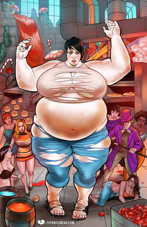 Dough-n't Break Wonka's Rules! by expansion-fan-comics