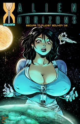Alien Horizons - Escape to Planet Bouyon 12! by expansion-fan-comics