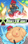 Fight or Flight - Air Inflation Arena by expansion-fan-comics