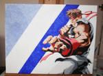 Ryu by Clayofmyclay