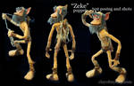 'Zeke' Character Shots
