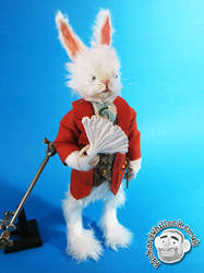 Rabbit Dandy Puppet