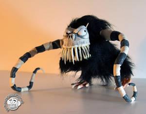 Alien Monster Puppet 2