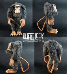 Ratman Puppet Remake