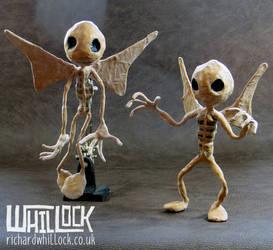 Jar Goblin Puppets