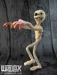 Mummy Stop Motion Puppet