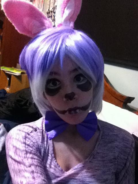 My Bonnie Cosplay2 by TroubledC0splayer