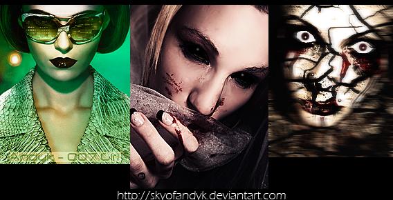 Nuevos Avatares by SkyofAndyk