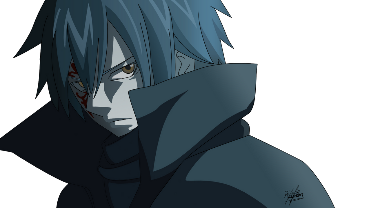 Mystogan / Jellal by Rayalen on DeviantArt