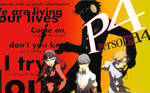 Persona 4 _WIDE Wall 1680x1050