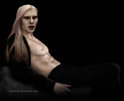 Nuada -breathless by Katsuja81