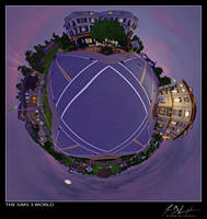 The Sims 3 World by eugenedeloyola