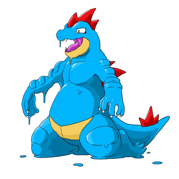 Pokemon Feraligatr Sprite Images | Pokemon Images