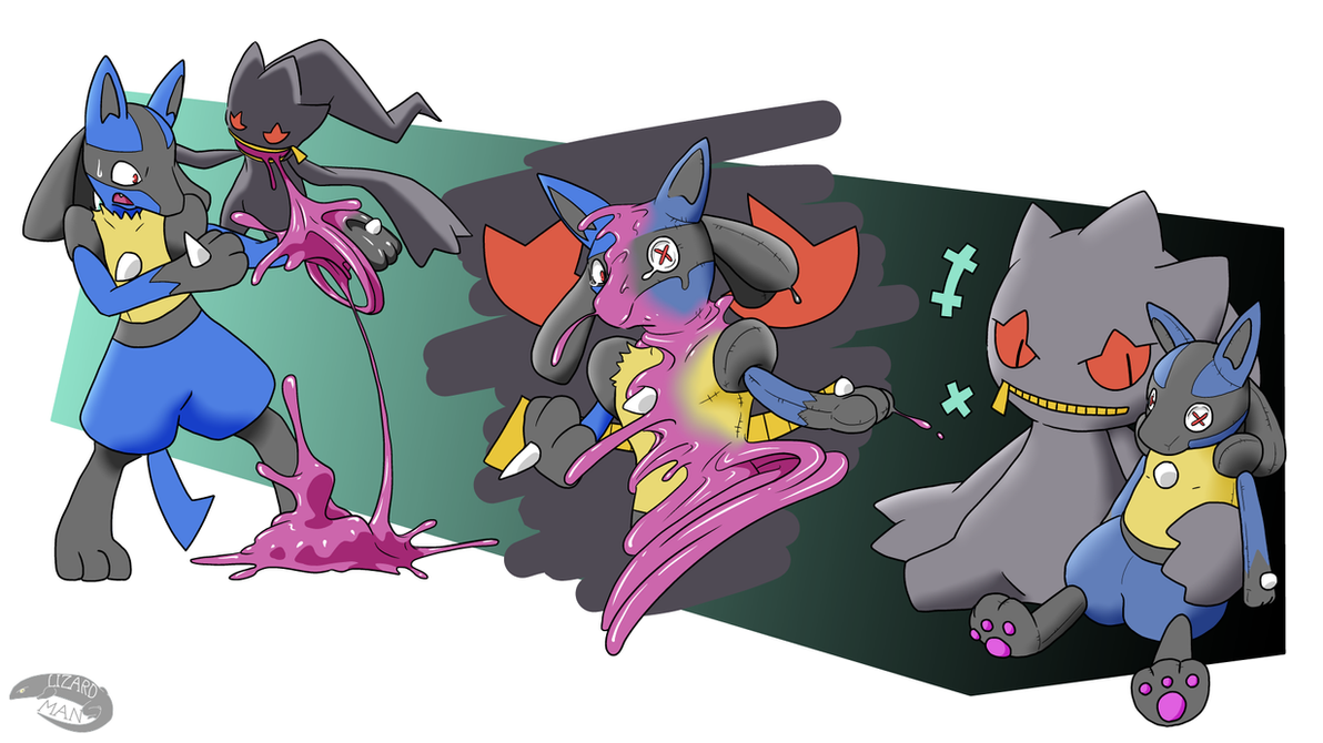 Curse of Banette by nesise