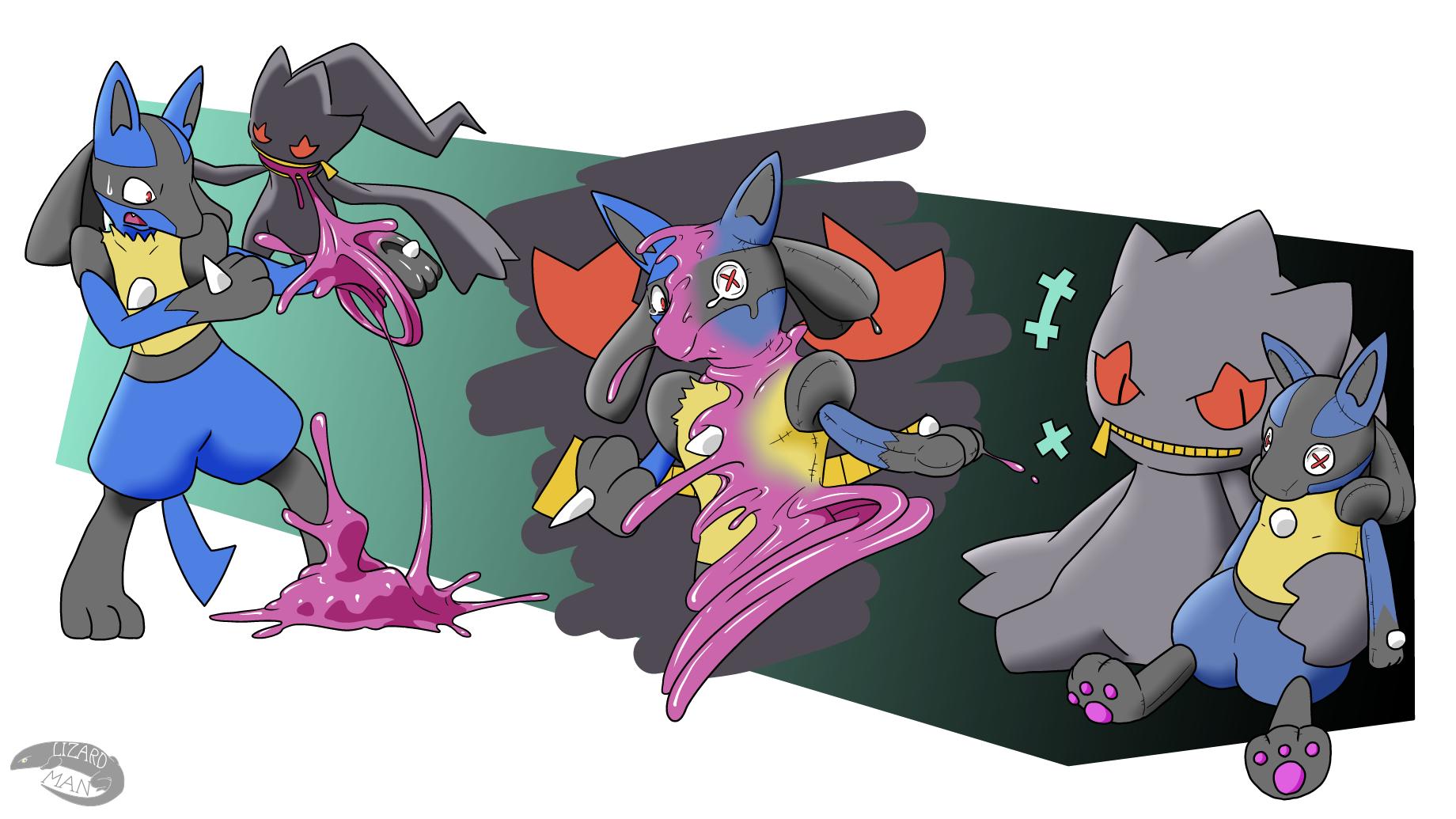 Curse of banette by nesise on deviantart - Branette pokemon y ...