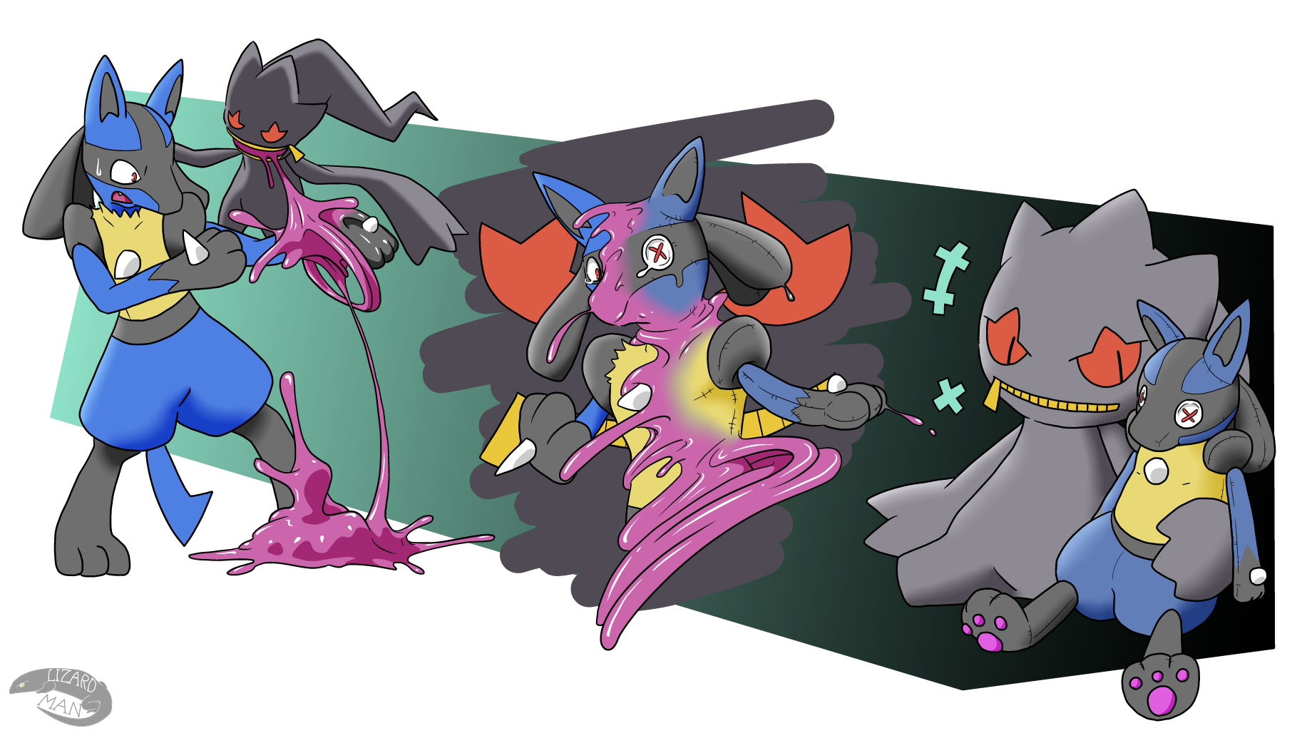 Curse Of Banette By Nesise On Deviantart