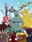 Monsters Melee 2015