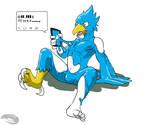 Twitter bird goo TF